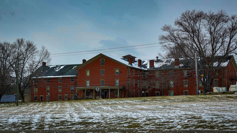 Fairfield County Infirmary Ghost Hunt Lancaster, Ohio Friday October 22nd 2021